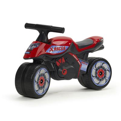 Porteur Falk Baby Moto X Racer - Rouge