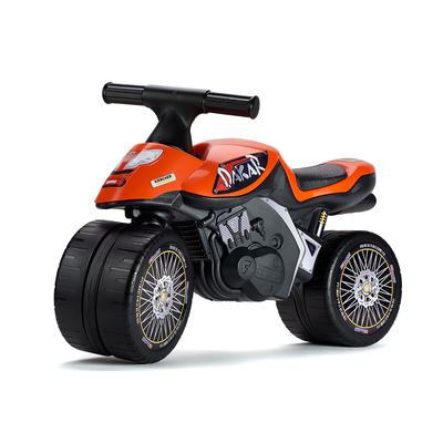 Porteur Falk Baby Moto Dakar - Orange