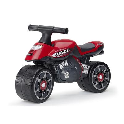 Porteur Falk Baby Moto Case IH - Rouge