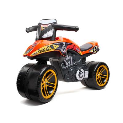 Porteur Falk Kid Moto Dakar - Orange