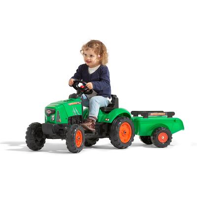 2031AB_falk_tracteur_pedales_capot_ouvran_remorque_2
