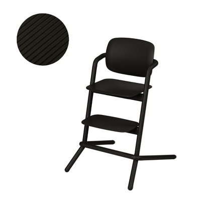 Chaise haute Cybex Lemo - Infinity Black
