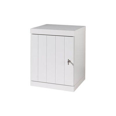 Chevet 1 porte Vipack Robin - Blanc