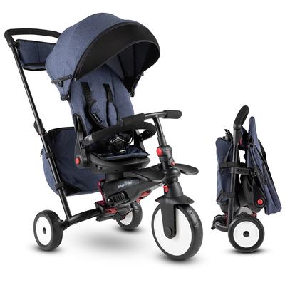 Tricycle Smartrike pliable évolutif 7en1 - STR7 Vibe Jeans