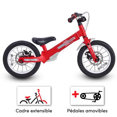 Vélo enfant Smartrike convertible 3en1 - Xtend Mg+ Rouge