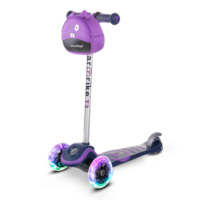 Trottinette Smartrike 3 roues - Scooter T3 Violet