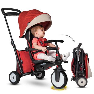Tricycle Smartrike pliable évolutif 7en1 - STR5 Rouge