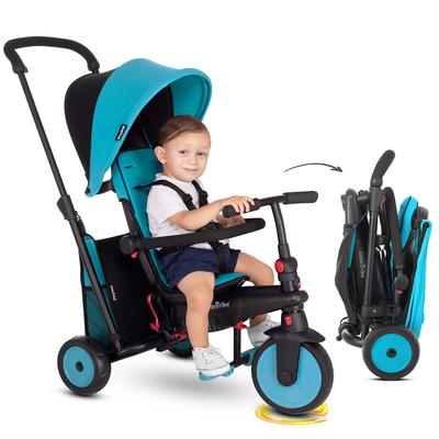 Tricycle Smartrike pliable évolutif 6en1 - STR3 Bleu