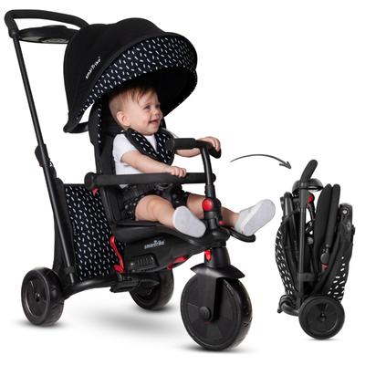 Tricycle Smartrike pliable évolutif 7en1 - SmarTfold 600S Noir