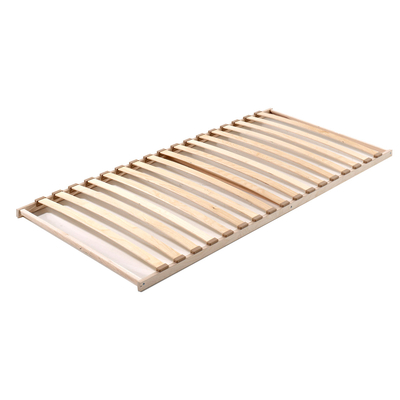 Sommier cadre 90x200 17 lattes Vipack Extra - Bois
