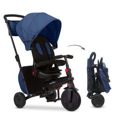 Tricycle Smartrike pliable évolutif 7en1 - STR7 Bleu
