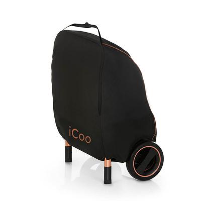 Sac de transport iCoo pour Poussette Shopper Acrobat - Noir