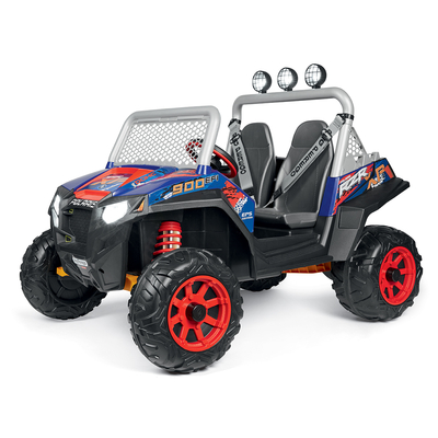 Buggy 2 places Peg Perego 24 Volts - Polaris RZR 900 XP