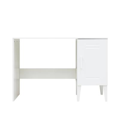 Bureau 1 porte Bopita Locker - Blanc