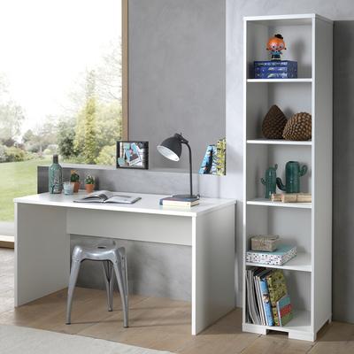 Bureau et Bibliothèque Vipack London - Blanc