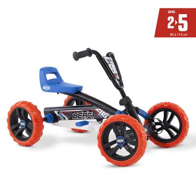 Kart à pédales Berg Buzzy Nitro - De 2 à 5 ans