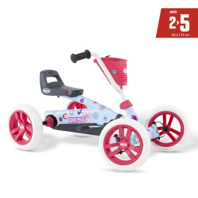 Kart à pédales Berg Buzzy Bloom - De 2 à 5 ans