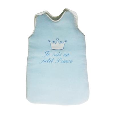 Gigoteuse pour bébé 0 à 6 Mois bleu - Je suis un petit prince