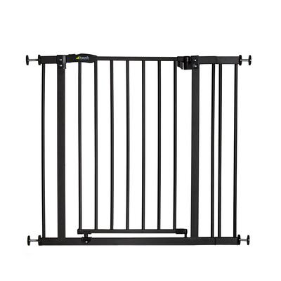 Barrière d'escalier Hauck Close N Stop 9cm Extension - Charcoal