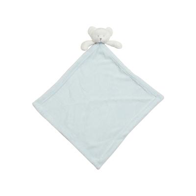 Doudou pour bébé King Bear Classic Ours - Bleu