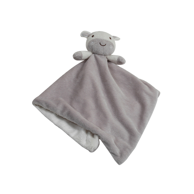 Doudou pour bébé King Bear Animals - Vache