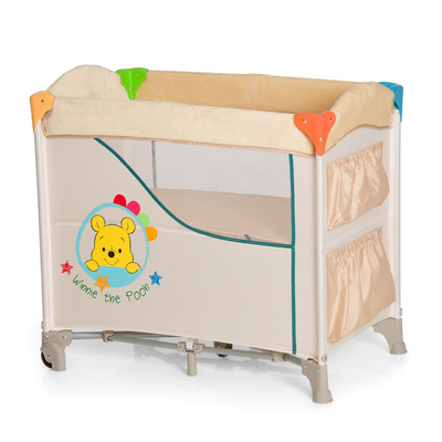 Lit de voyage Disney Sleep N Care - Pooh Ready to Play