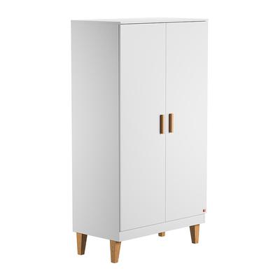 Armoire 2 portes Vox Lounge - Blanc