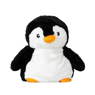 Bouillotte micro-ondes naturelle Pelucho - Pingouin