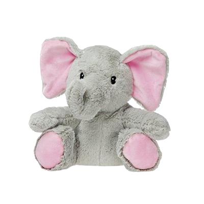 Bouillotte micro-ondes naturelle Pelucho - Elephant