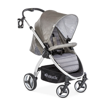 Poussette Buggy Hauck Lift Up 4 - Charcoal