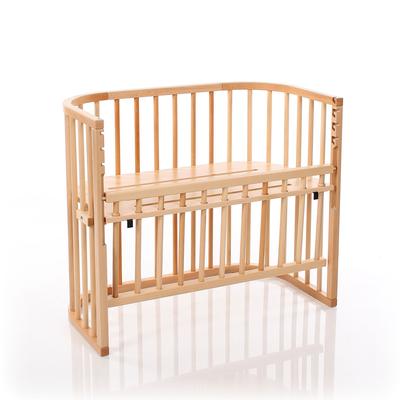 Berceau cododo Babybay Comfort - Laqué naturel
