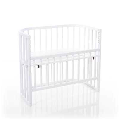 Berceau cododo Babybay Comfort - Laqué blanc