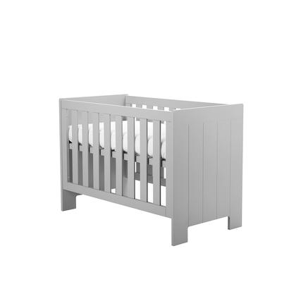 Lit bébé 60x120 Pinio Calmo - Gris