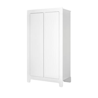 Armoire 2 portes Pinio Moon - Blanc