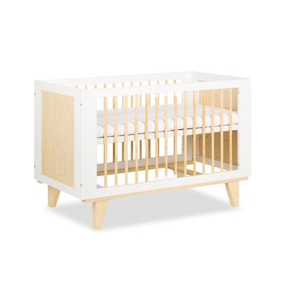 Lit bébé 60x120 LittleSky by Klups Lydia - Blanc