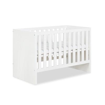 Lit bébé 60x120 LittleSky by Klups Amelia White - Blanc