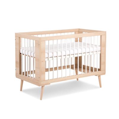 Lit bébé 60x120 LittleSky by Klups Sofie - Hêtre