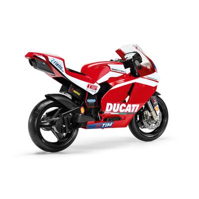 Moto 2 roues Peg Perego 12 Volts - Ducati GP