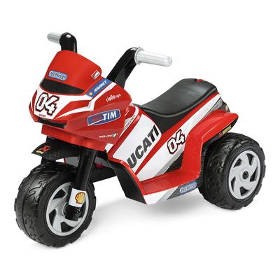 Moto 3 roues Peg Perego 6 Volts - Mini Ducati