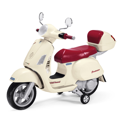 Scooter Peg Perego 12 Volts - Vespa