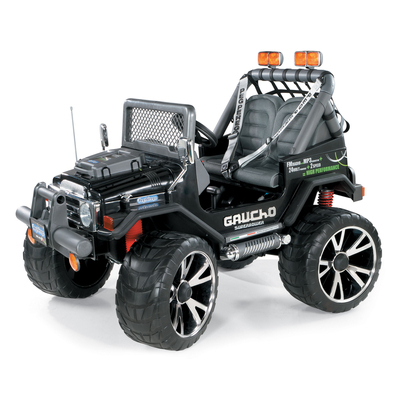 4x4 2 places Peg Perego 24 Volts - Gaucho Superpower
