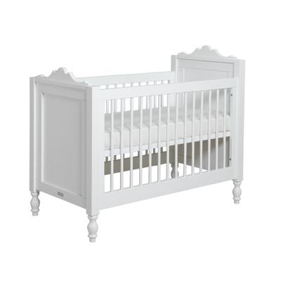 Lit bébé 60x120 Bopita Belle - Blanc