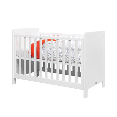 Lit bébé 60x120 Bopita Hugo - Blanc