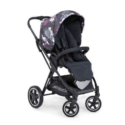 Poussette Buggy Hauck iPro Mars - Wild Blooms black