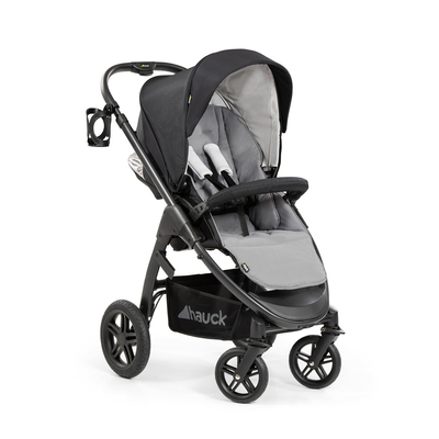 Poussette Buggy Hauck iPro Saturn R - Caviar stone