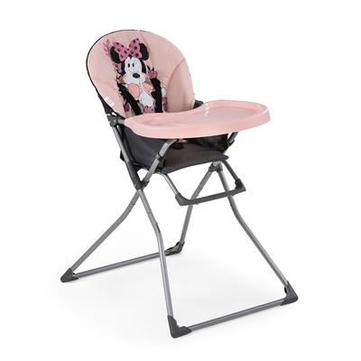 Chaise Haute Disney Mac Baby - Minnie Sweetheart rose