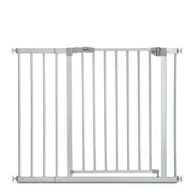 Barrière de sécurité Hauck Stop N Safe 2 + extension 21 cm - Gris