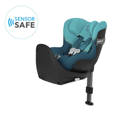 Siège Auto + SensorSafe Cybex Sirona S I-Size - River Blue