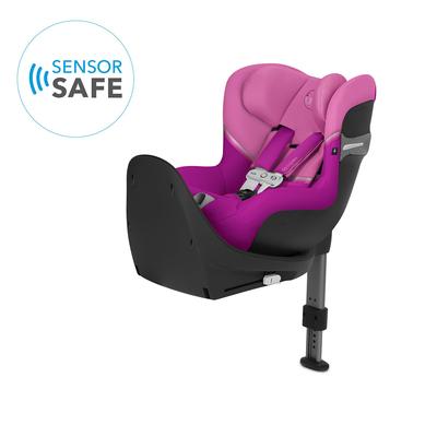 Siège Auto + SensorSafe Cybex Sirona S I-Size - Magnolia Pink