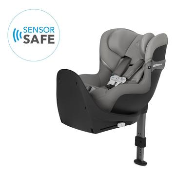 Siège Auto + SensorSafe Cybex Sirona S I-Size - Soho Grey
